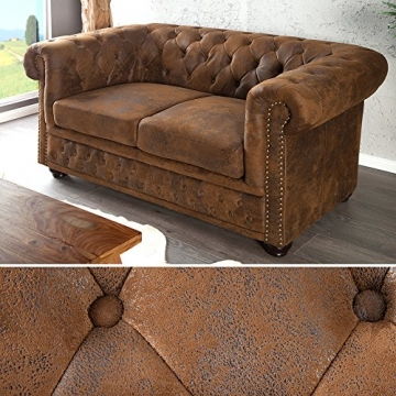 Chesterfield Sofa Günstig chesterfield sofa günstig ii ii sofa 2 er antik look 30
