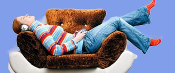 federkern couch